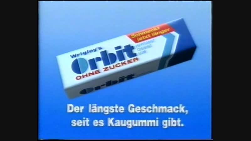 Блок немецких реклам 90-00