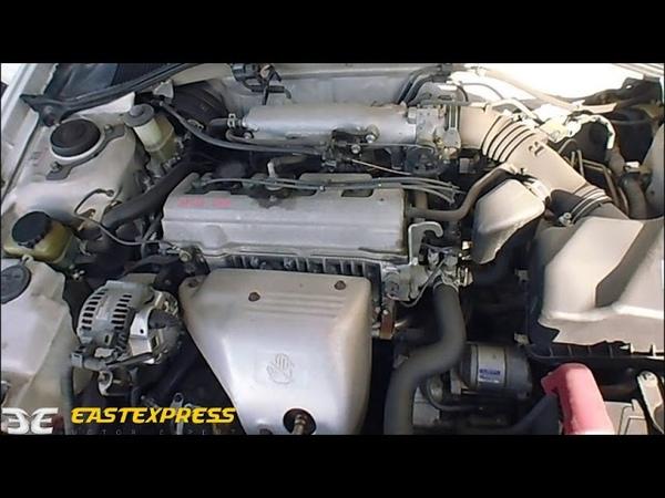 Двигатель КПП TOYOTA 3S-FE