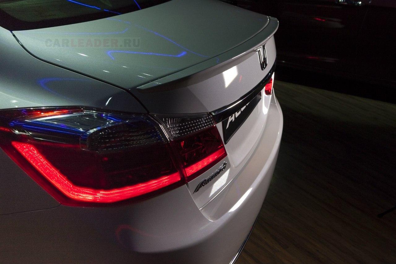 Accord Type S 2013