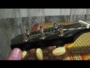 Замена колков на акустике trembita, ремонт гитары дома
