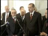 BAŞBAKAN RECEP TAYYİP ERDOĞAN'IN İSRAİL ZİYARETİ 1 MAYIS 2005