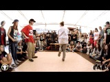 | Awesome Battle | 31.08.13 | Hip-Hop Beg FINAL | Malkov Gleb vs Anya Kom |