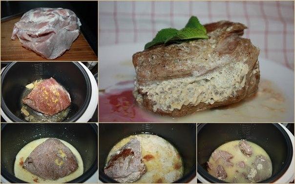 Рецепты в мультиварке рецепты с фото пошагово