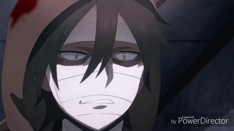 [ AMV ] — Satsuriku no tenshi | Ангел Кровопролития