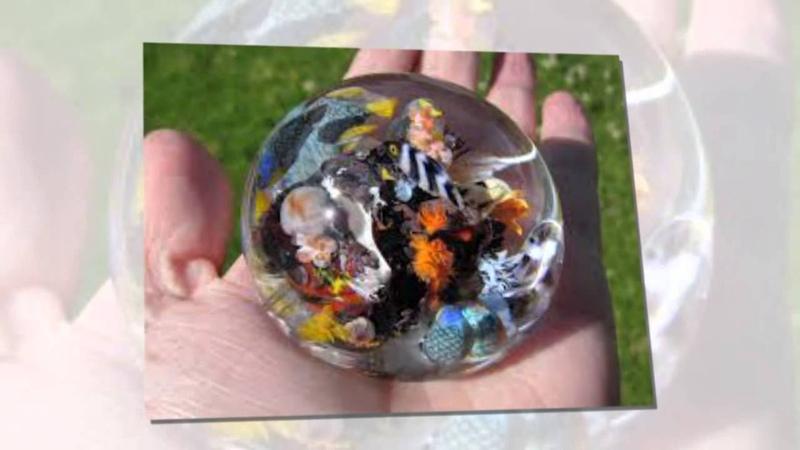 Loren Stump стеклодув-художник