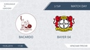 AFL19. Euroleague. Day 3. Bacardo - Bayer 04