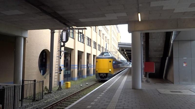 SPECIAAL ICM vertrekt vanaf Station Amersfoort!