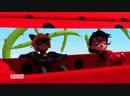 Леди Баг и Супер Кот (Рус.озв.) 3 сезон 2 серия. «ПАПА-ОБОРОТЕНЬ»