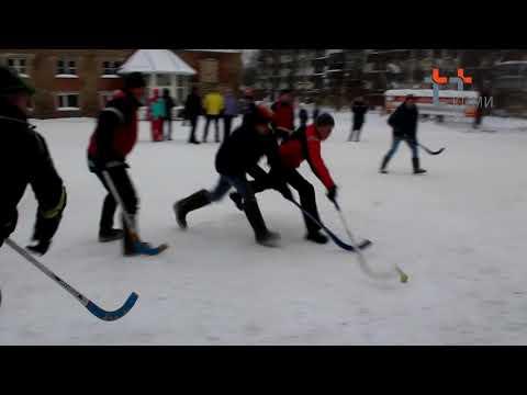 Хоккей в валенках - 2019