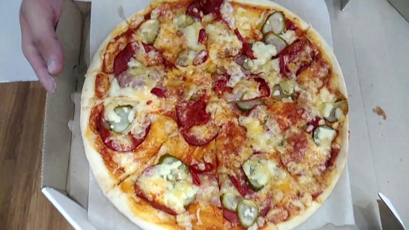 №1 Галерея суши - 2 WOK и пицца (небольшой заказ в Тюмени)