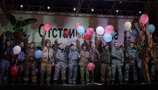 «Беркут» сохранит свое название в составе МВД России