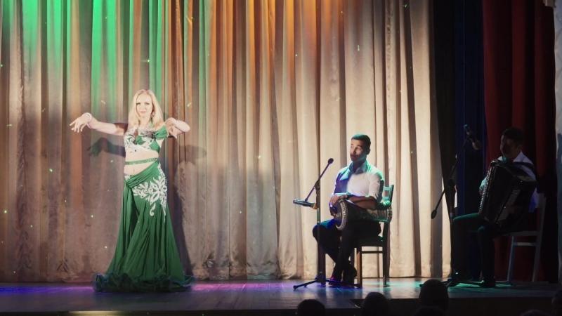 Наталья Костюкова Baladi Improvisation Концерт ШТ DIAMANT 24 06 2018