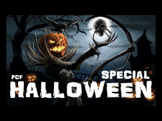 ХЭЛЛОУИНСКИЙ СПЕЦВЫПУСК \ Happy Halloween \ PixelCakesFan