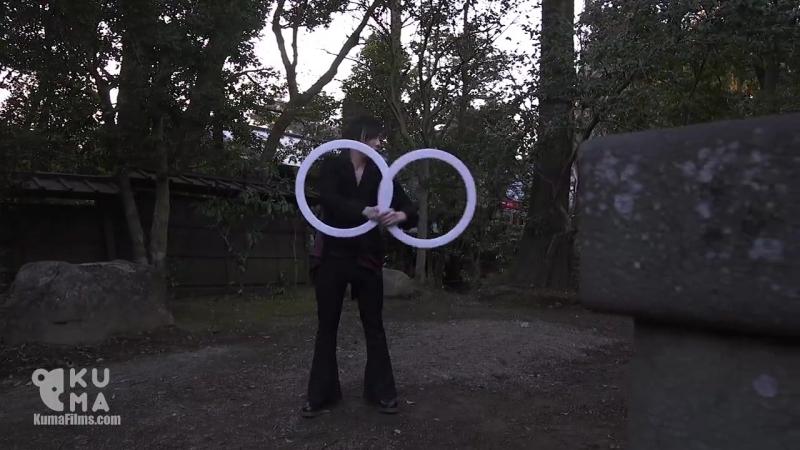 Hypnotizing Optical Illusion Rings _ 8 Ring, Buugeng