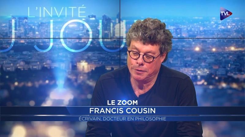 Zoom - Enquête Francis Cousin : La vérité sur l'Etat profond aux Etats-Unis ?