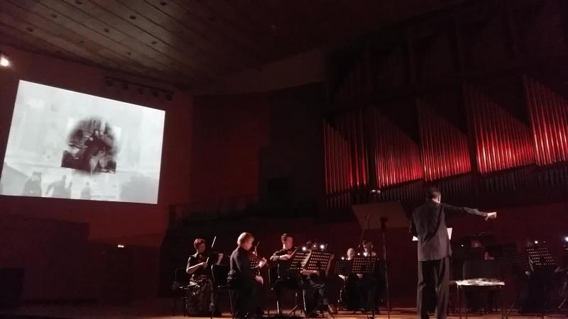 Оркестр И.Лермана, Наб.Челны. Органный зал