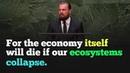 ENGLISH SPEECH LEONARDO DICAPRIO Climate Change English Subtitles