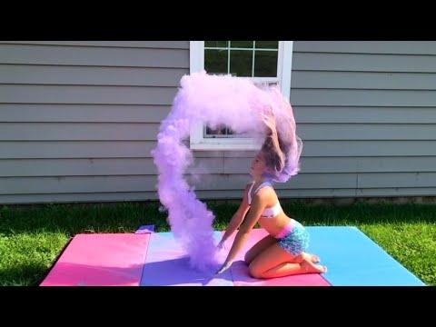 Satisfying Flipping Holli powder Show