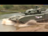 Танк «Армата» Т 14 Ходовые испытания и стрельбы - Если завтра война HD p50 7525-2017