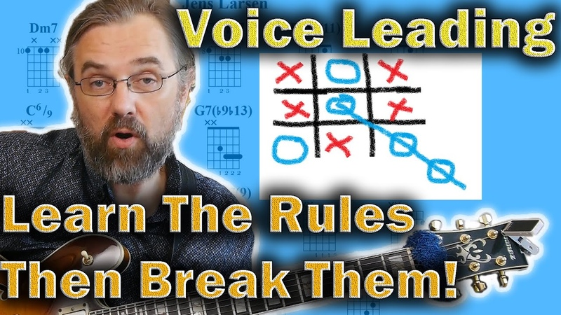 Voice Leading - What If You Break The Rules?