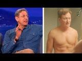 Jeff Goldblum Admires Conan's 6-Pack - CONAN on TBS