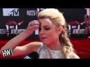 Bailey Buntain Talks 'Faking It' & New Lifetime Movie! (2014 MTV Movie Awards)
