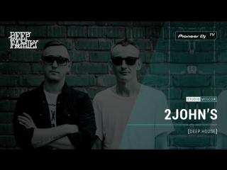 2JOHN'S [ tech house ] @ Pioneer DJ TV | Moscow