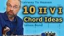 10 II V I Chord Embellishments - The Ultimate Guide