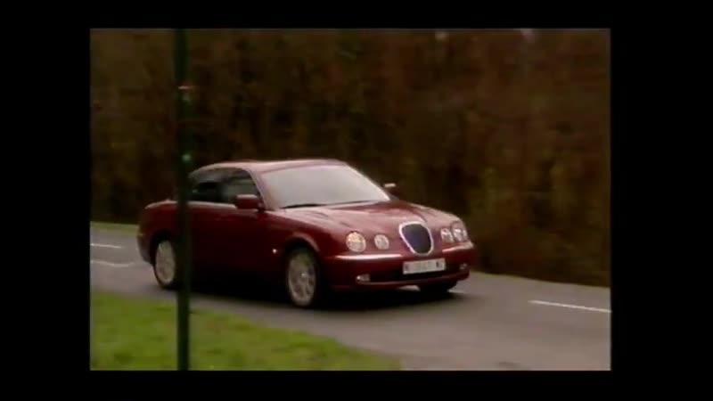 Old Top Gear 1999 - Jaguar S-Type