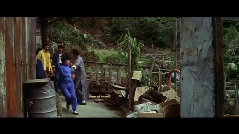ВЫХОД ДРАКОНА(ОСТРОВ ДРАКОНА) 1973г Брюс Ли