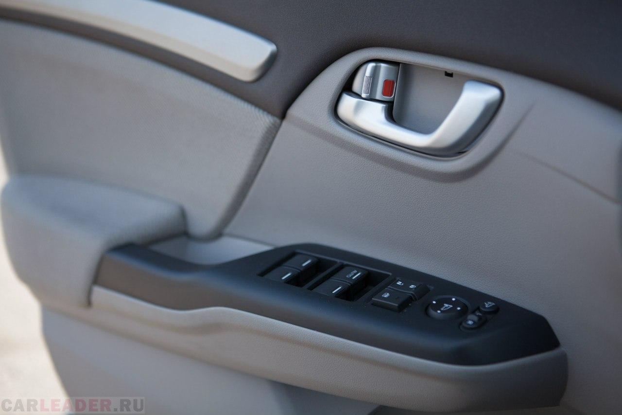 Ручки дверей Хонда
