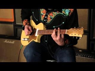 Fano Guitars Alt de Facto SP6 • SN: 521219