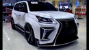 NEW 2018 Lexus LX 570 SUPER SUV Exterior and Interior