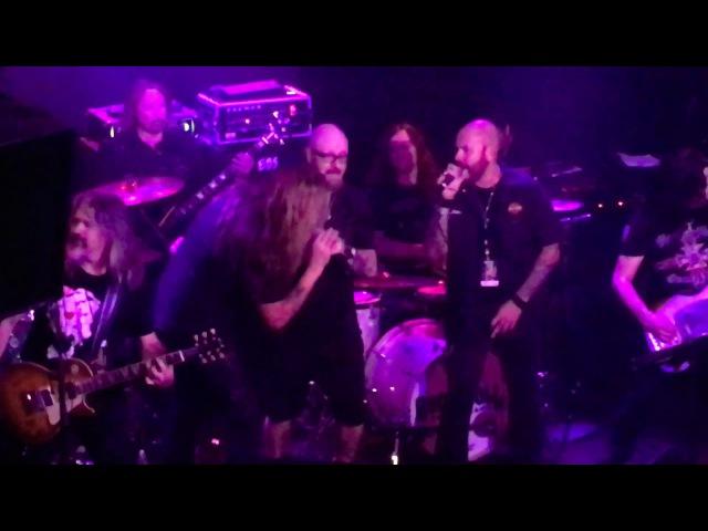 Rock N' Roll Fantasy Camp Livin' After Midnight w Rob Halford Ian Hill Scott Travis Judas Priest