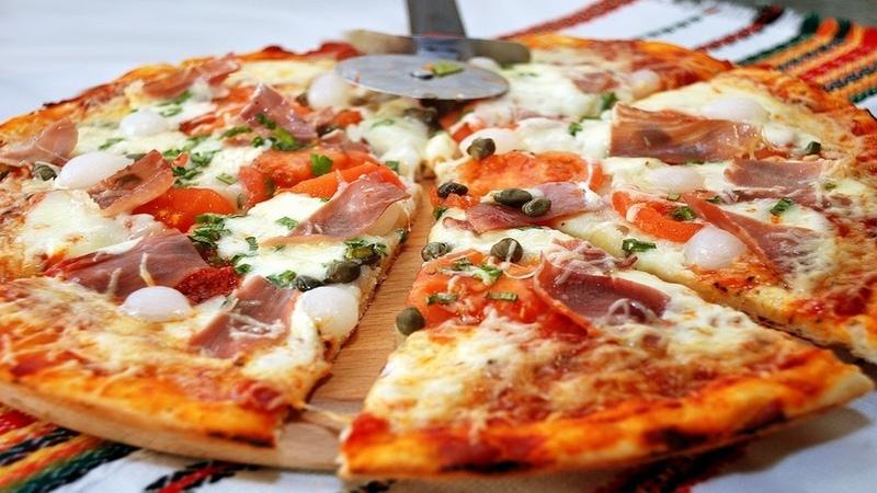 Рецепт идеальной пиццы от Дженнаро Контальдо