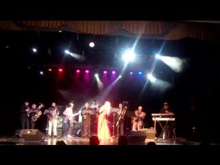 City Blues Band, ансамбль духовых инструментов Столица и Юлия Мицкая - Hello Dolly