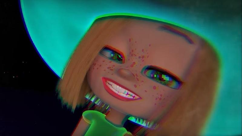 Кира Светлячок - Клип на песню - Кири-Кири - Песенки для детей - Премьера клипа на Теремок Джуниор