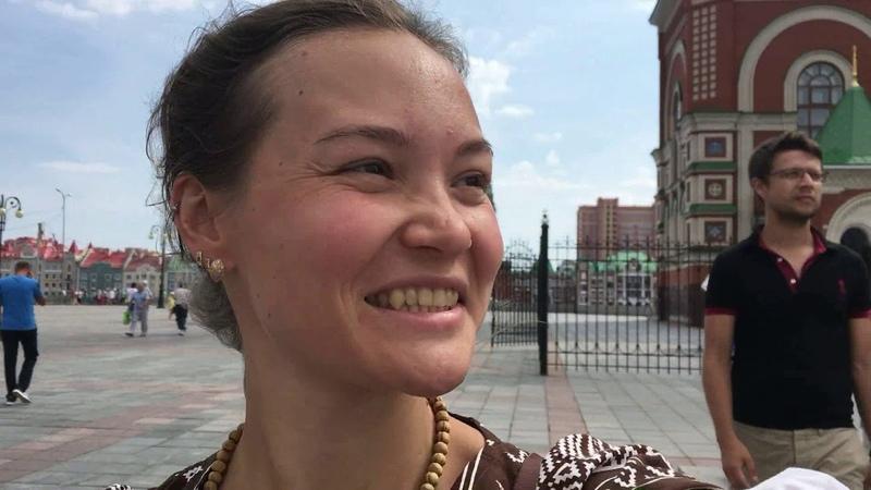 Даша путешественница в Йошкар Оле 2018
