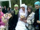 платье подружки невесты на полных