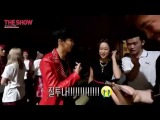 Behind The Show 사이 좋아보이는 JB와 백지영, 질투나겠어!