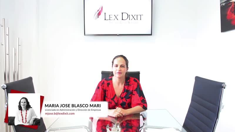 CV Maria Jose Blasco