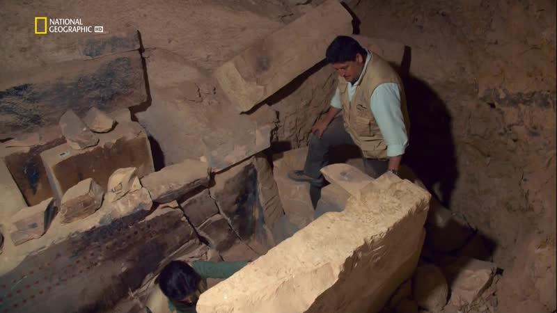 Затерянные сокровища Египта 2019 4 серия Расхитители гробниц