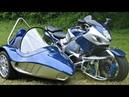 😵 Мотоциклы с Коляской Современные vs Классика 😎