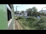 От станции Одинцово до платформы Отрадное на ЭР2Т-7147