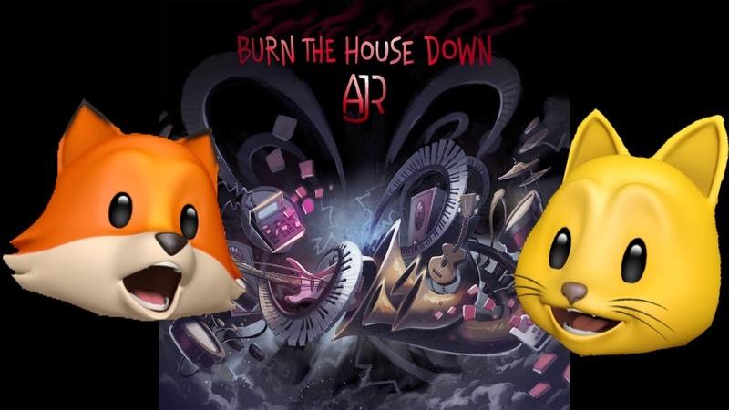 Animoji Karaoke ~ Burn The House Down