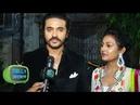 Ashish Sharma With Life Partner Archana Taide At Red Carpet   ITA AWARDS   COLORS