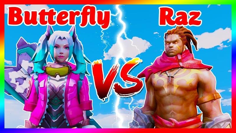 GTA 5 Mods - Butterfly Nữ Công Nghệ Lừa Tình RAZ Lấy Hết Tiền | Liên Quân Mobile | GTA5MODAZ
