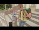 Stock-footage-happy-pupil-children-go-back-to-school-start-new-education-year-after-vacation-boys-and-his