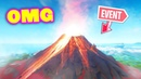 *NEW* LAVA EVENT IS HAPPENING IN FORTNITE! (Fortnite Battle Royale) Epic & Funny Moments #499