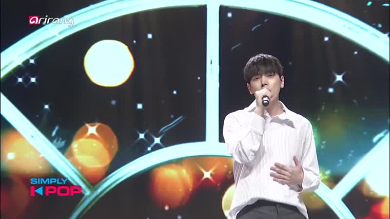 Ko Seung Hyung Nothing To Do @ Simply K pop 190412